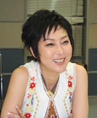 《ボクシングのテレビ放送に室井佑月をゲストに!》