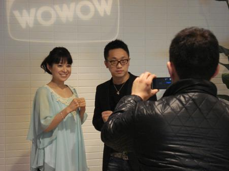 《WOWOW「エキサイト マッチ」フリーアナウンサー「中野知美」さん!番組卒業写真集!!!》