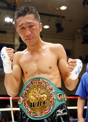…WBC世界フライ級暫定王者ポンサクレック強し!…8月28日(会場)タイ・チェンマイ