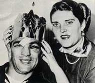 ☆映画『ロッキー』の題材となった伝説の世界王者!ロッキー・マルシアーノ/Rocky Marciano(1923〜1969)の写真集☆〜其の2
