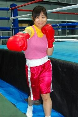 """…なんと!南キャンの""""しずちゃん""""がオリンピックのボクシング代表を本気で目指すんです!…"""