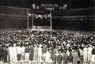 《5月19日はボクシングの日》5月19日/後楽園ホール