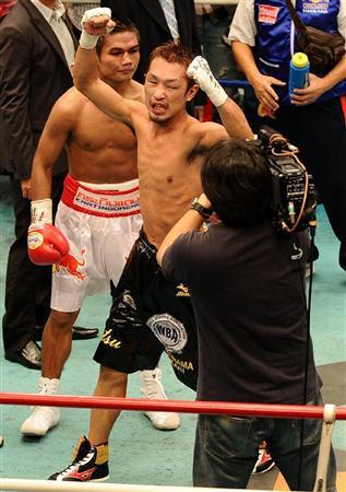 《WBA14位ながら王座獲得の快挙!李冽理選手》10月2日/後楽園HL [No.182]