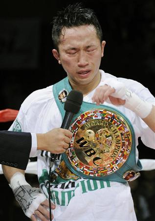 《WBC世界S・フェザー級タイトルマッチ》11月26日/愛知・日本ガイシホール [No.194]