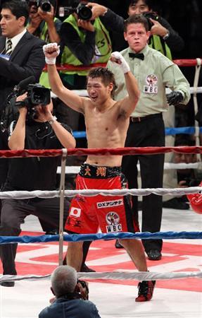 《WBC世界フェザー級王座決定戦》11月26日/愛知・日本ガイシホール [No.195]